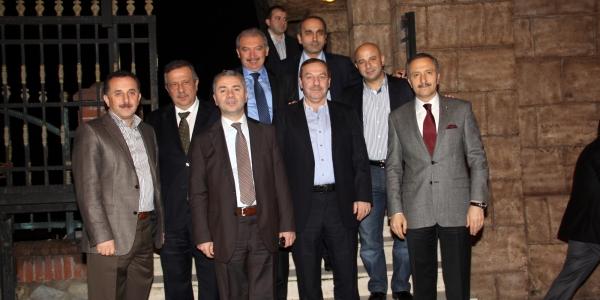 Kadıoğlu, başkanlara icraatlarını anlattı