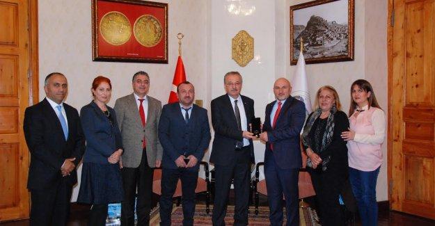 KAISİAD üyeleri, Kars, Ardahan ve Iğdır´a vefa turu yaptı
