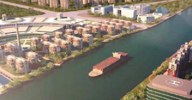 Kanal İstanbul'da Son Durum