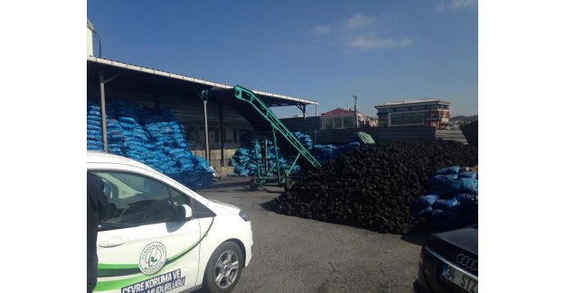 Katı yakıt (kömür) denetimleri ile havamızı koruyoruz…