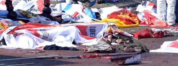 Katliam tanığı: Bombacıları gördüm