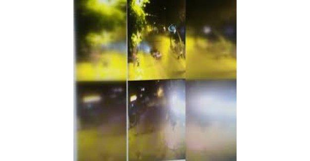 Kaza Öncesi Drift Görüntüleri Çıktı