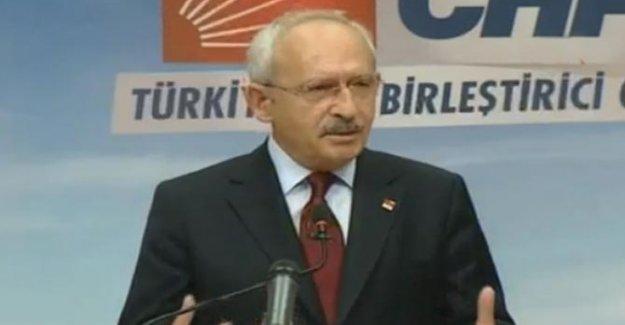 Kılıçdaroğlu'ndan 'Terör' Açıklaması