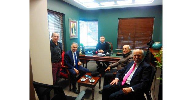 Kırklareli Milletvekili, Turabi Kayan'dan Esnafa Ziyaret