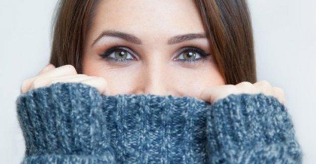 Kış aylarında göz kuruluğuna dikkat