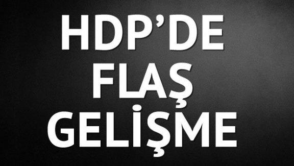 Levent Tüzel HDP'den aday listesinde yer almadı