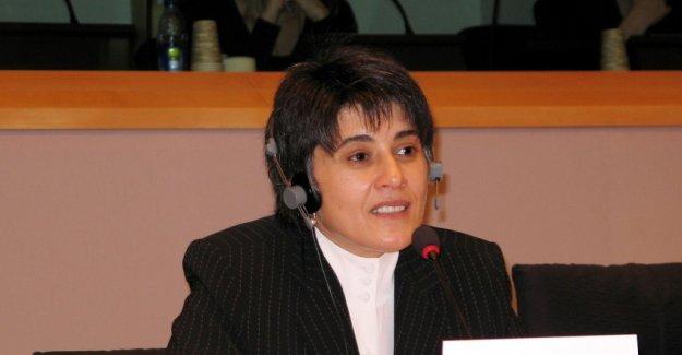 Leyla Zana'ya 20 yıl hapis istemiyle dava!