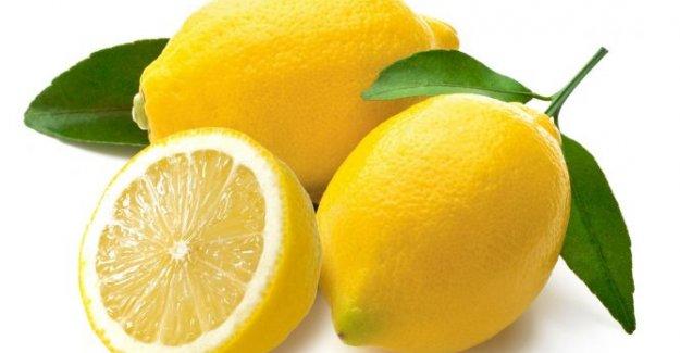 Limonun 15 Farklı Kullanımı