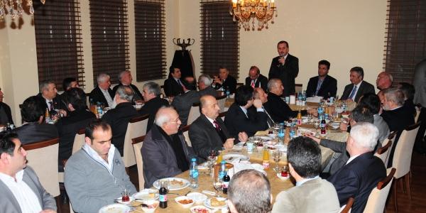 Mahmutbey kongre vadisine dönüşüyor