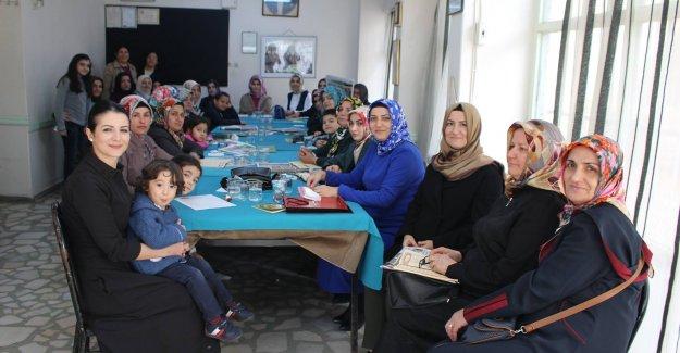 Malatyalı bayanlar Çanakkale şehitleri için Kur'an okudu