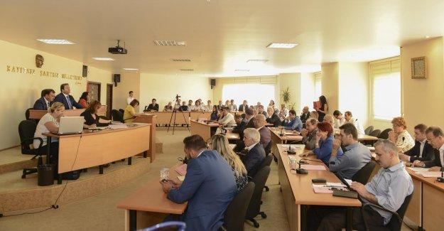Maltepe Belediyesi sağlıklı kentleşme için TMMOB'la işbirliği yapacak