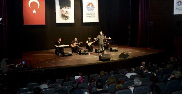 Maltepe'de Çanakkale anması