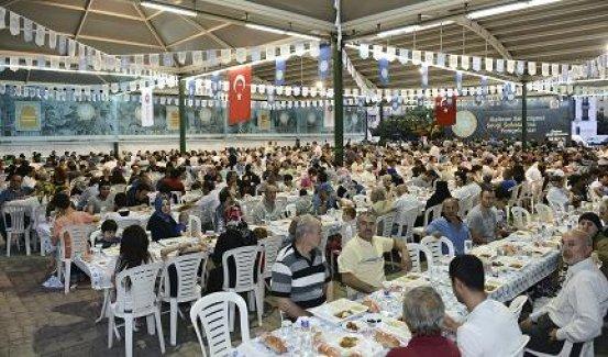 Maltepe'de Ramazan Keyfi
