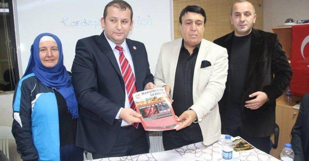 Mardin ve Trabzonlular Ortak Projelere İmza Atacak