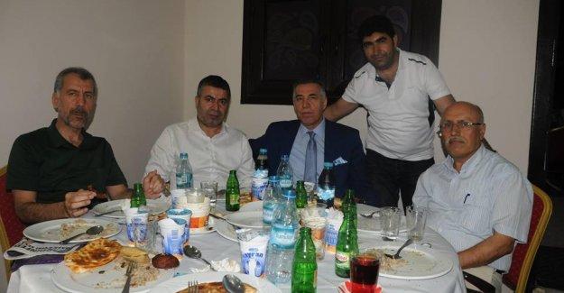 MARDİNFED'de ilk iftar