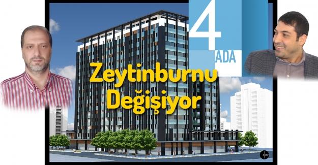 Marmara Denizine Nazır Bir Yaşam 4 ADA Residance İle Olacak