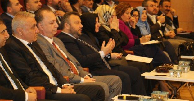 Meclis Toplantısında Merhum Cahit  Bayram Rahmetle Yad Edildi