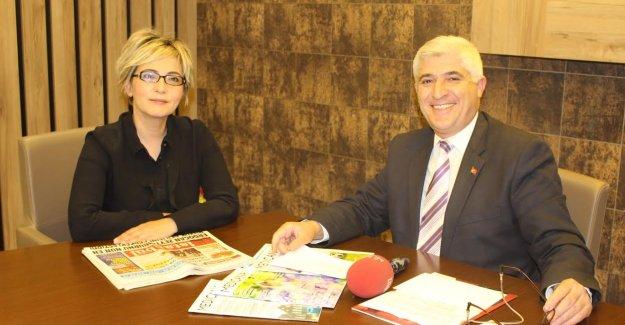 Medicana Kurumsal İletişim Direktörü GÜNDEM'in konuğu oldu