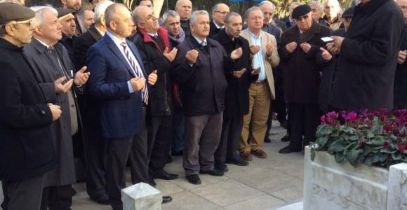 Mehmet Akif'i anma törenine üyelerimiz büyük ilgi gösterdi