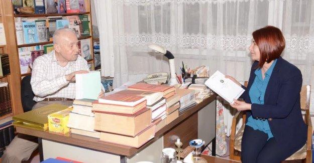 Mehmet Türker Acaroğlu 101 yaşında yaşamını yitirdi