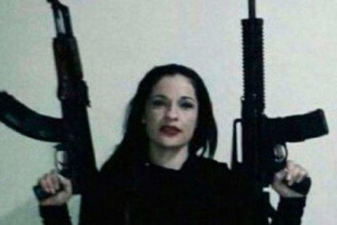 Meksika'nın en acımasız kadın katili yakalandı