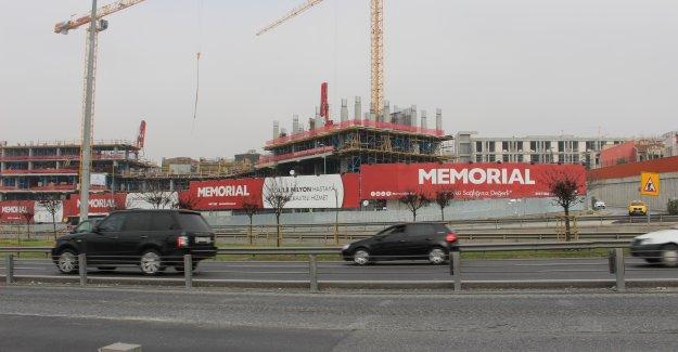 Memorial  Hospital Trafiği Felç Edecek mi ?