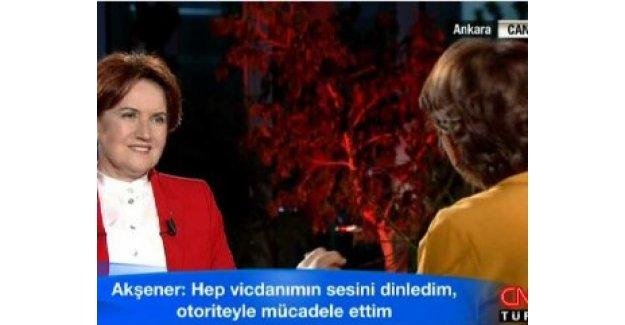 Meral Akşener'den Gezi itirafı