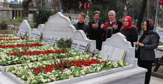Merhum Erbakan Vefatının 6.yılında kabri başında anılıyor