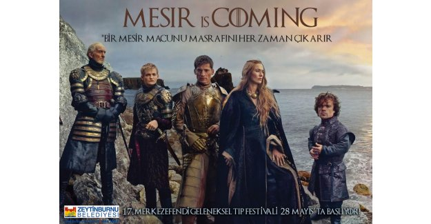 Mesir Macununa Game Of Thrones Yorumu