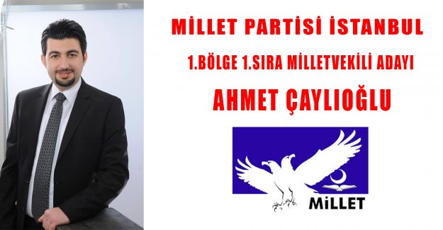 Millet Partisi İstanbul Aday Listesi