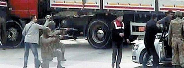 MİT TIR'ları davasında 5 askere tahliye