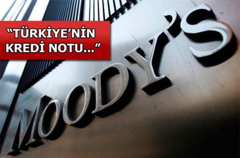 """Moody's: """"Türkiye'nin Cari Açığı 2015'de Yüzde 4,7 olur"""""""