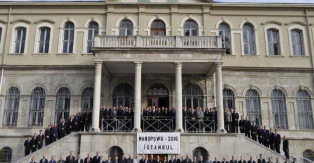 NATO'nun en büyük toplantısı İstanbul'da yapıldı