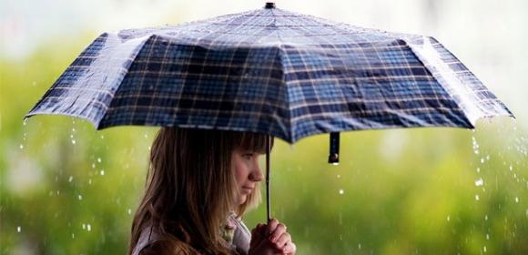 Öğleden Sonra Yağış Uyarısı