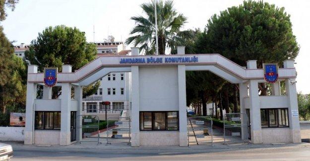 OHAL kapsamında Jandarma Bölge Komutanlığı kapatıldı