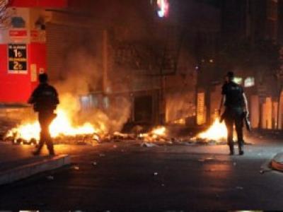Okmeydanı'nda Yine Terör Estirdiler