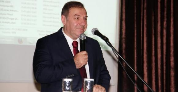 Okul Aile Birliği Toplantısına Kadıoğlu' da Katıldı