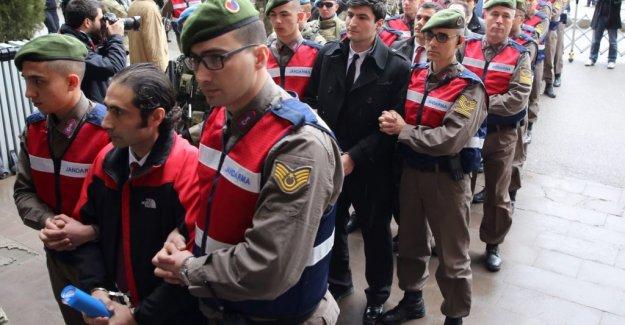 Ömer Halisdemir'in katilleri adliyeye getirildi
