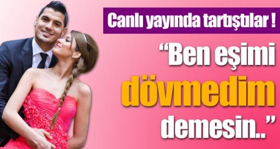 Önder ile eşi canlı yayında konuştu