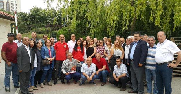 Onurkent Derneği ve Akut Deprem Bilinçlendirme Toplantısı Yaptı