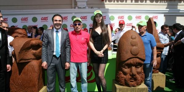 OSES'in patronu Yaşar; Tek rakibim MC Donalds dedi