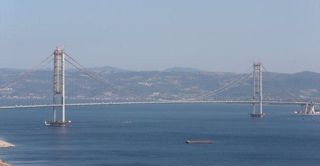 Osmangazi Köprüsü açılıyor