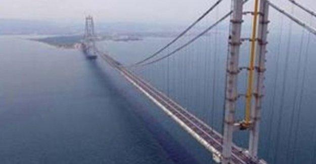 "Osmangazi Köprüsü'nde ""indirim"" yoğunluğu"