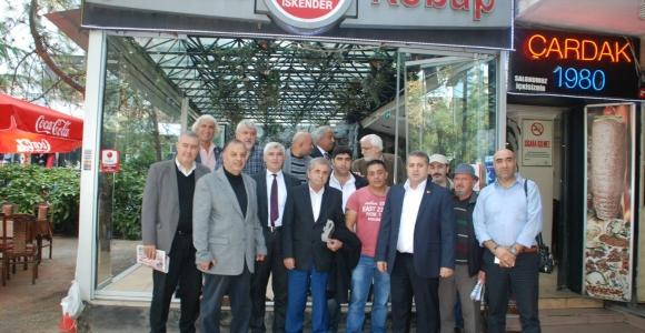 Otopark ve ulaşım teklifi  Kasım ayında Meclis'te