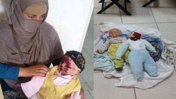 Oyuncak Bebekle Dilencilik