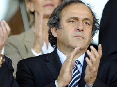 Platini'den 2020 Avrupa Futbol Şampiyonası için İstanbul'a destek