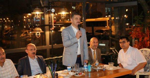 Prof.Dr. Necmettin Nursaçan Gaziosmanpaşalılara Seslendi