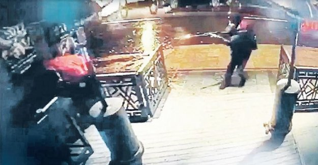 Reina'da yılbaşı gecesi katliam yapan terörist nasıl kaçtı?