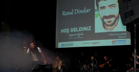 Resul Dindar Zeytinburnu'nda esti geçti