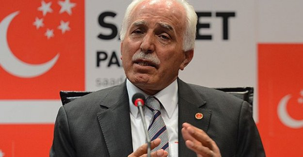 Saadet Partisi, AKP İle İttifak Yapacak Mı?